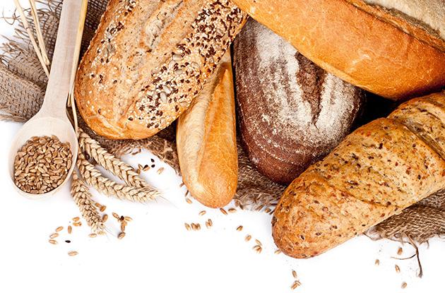 Черный хлеб является источником витамина